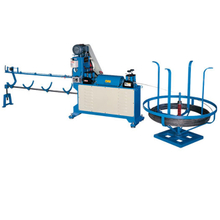 Straightening & Cutting Machine